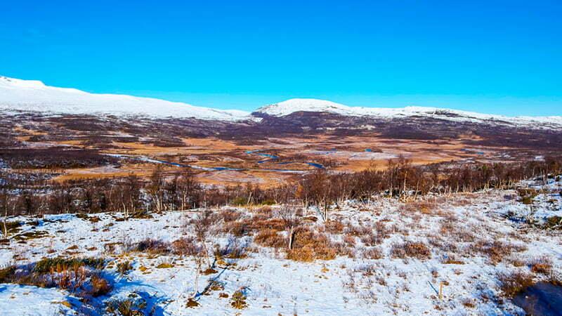 Lundhytta - Ørnkjell Hyttefelt
